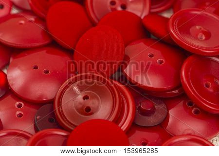 Lots Of Red Buttons