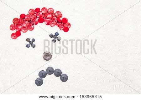 Very Sad Buttons