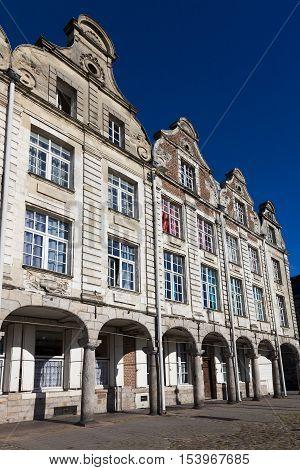 Place des Héros Arras Pas de Calais Department Nord-Pas de Calais Picardie region France
