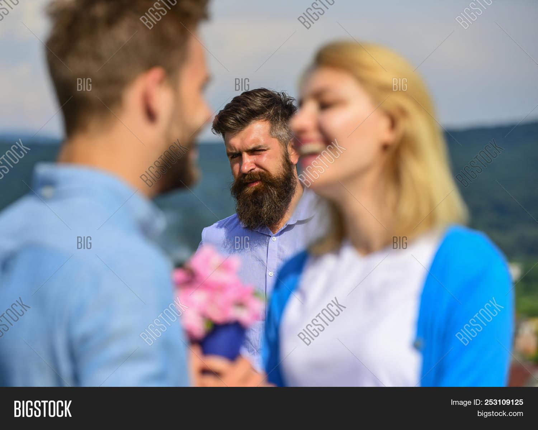 love watching wife