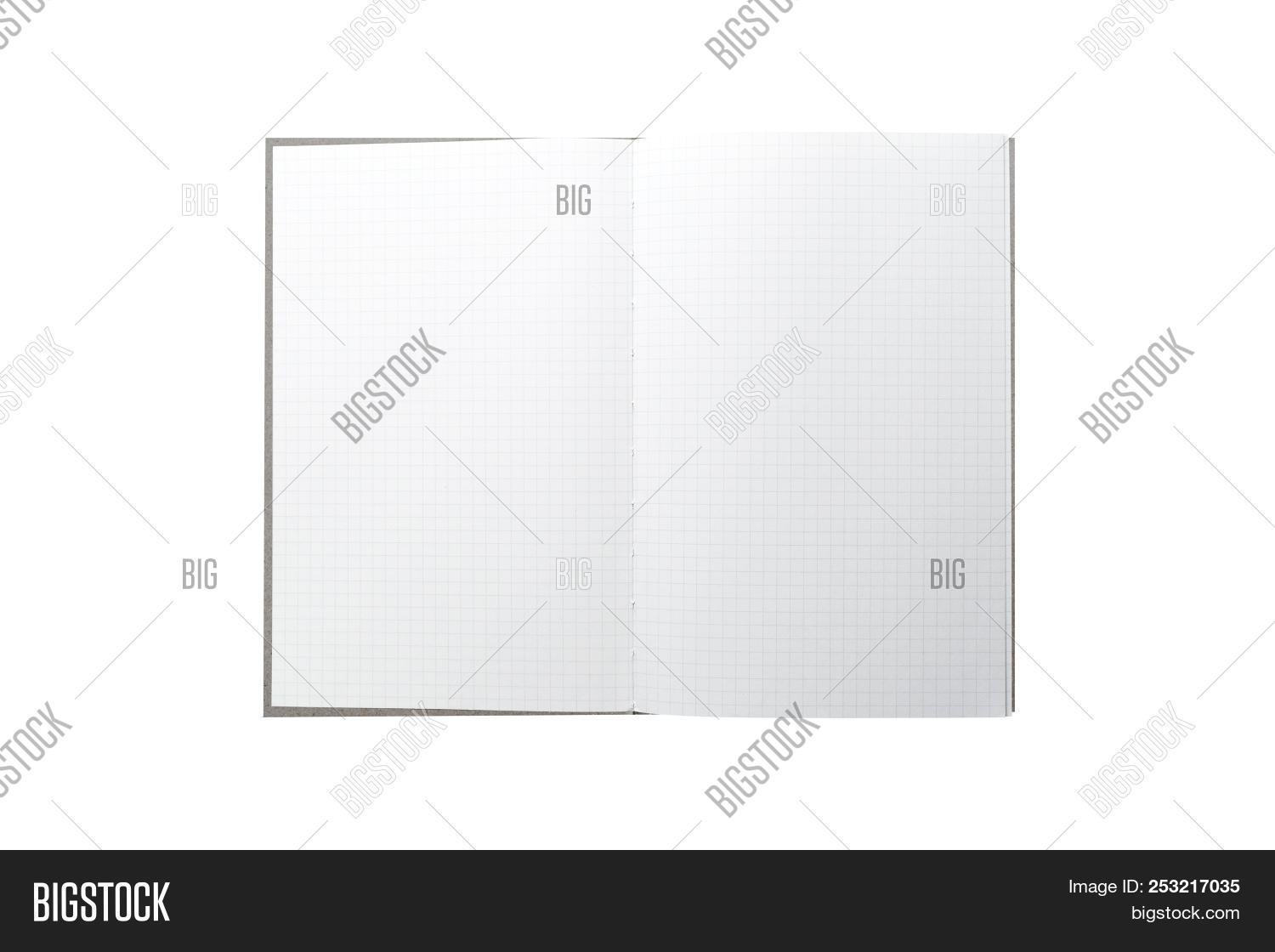 Top View Graph Book Image & Photo (Free Trial) | Bigstock