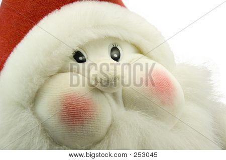 Santa Claus, Soft Toy