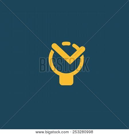 Inspiration, Creative Agency, Innovation, Energy, Electric, Designer, Training, Education Web Icon.