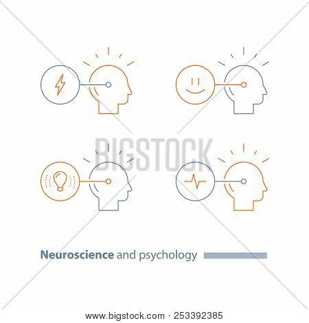 Emotional Intelligence, Bias Concept, Neuroscience And Psychology, Empathy, Cognitive Skills, Creati