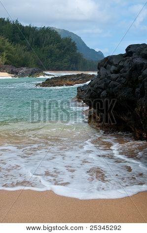 Kauai Beach Scene
