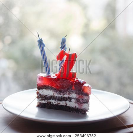 Piece Of Cake And Two Candles, Candle Number Two, 2