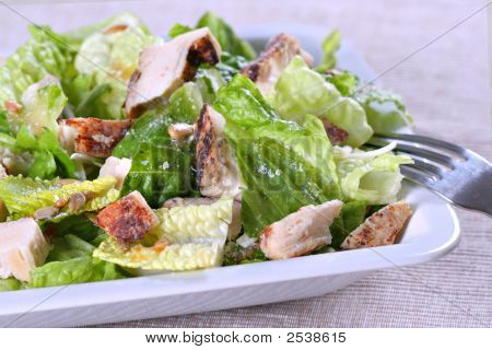 Barbeque Chichen Salad