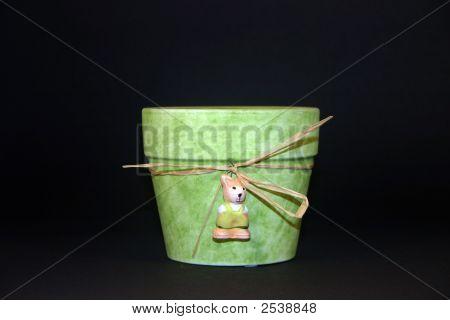 Emty Flower Pot