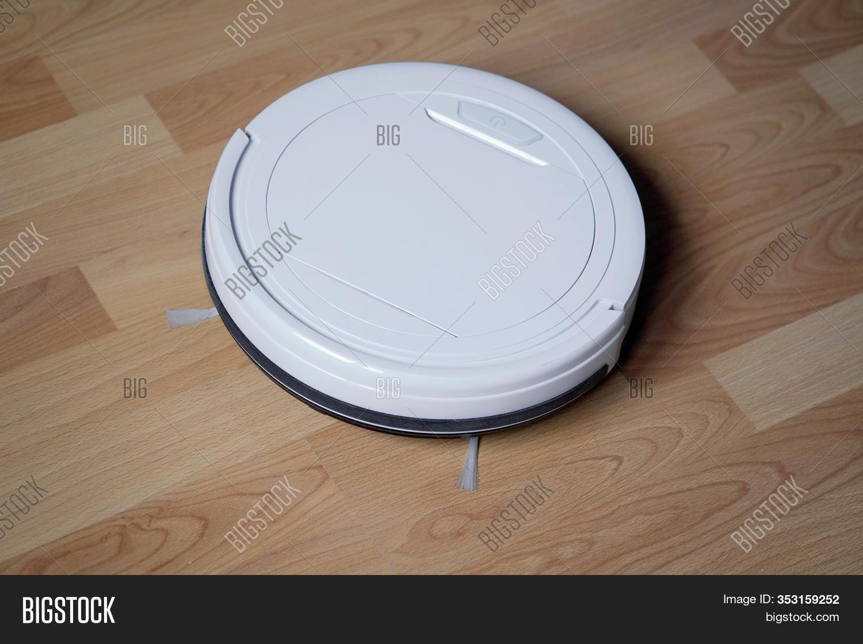 Robotic Robot Vacuum Image Photo