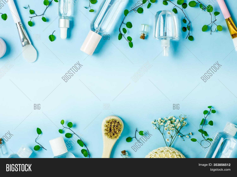 Natural Skin Care Image Photo Free Trial Bigstock