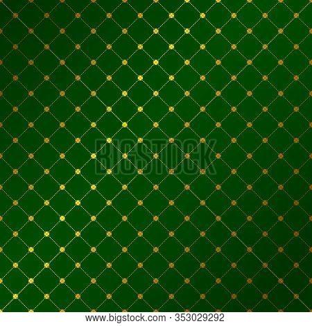 Saint Patricks Day Background In Retro Style