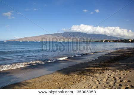 Morning Maui