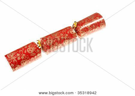 Red Christmas Cracker