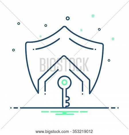 Mix Icon For Mortgage-life-insurance Mortgage Life Insurance Protection Security