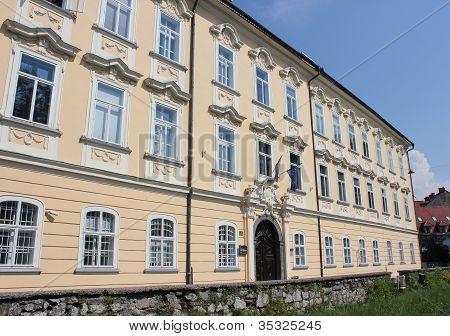 Gruber Palace - Ljubljana