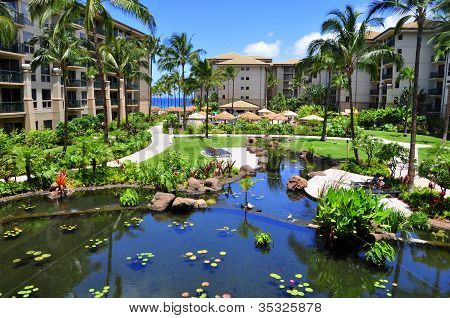Kaanapali luxury hotel