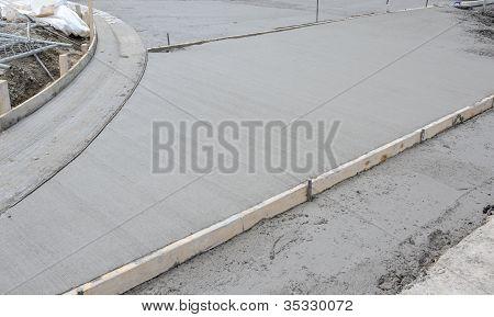 Upgrade To Urban Sidewalk