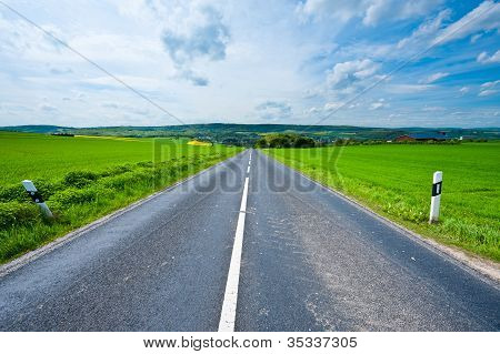 Strait  Road