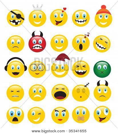 yellow emotions
