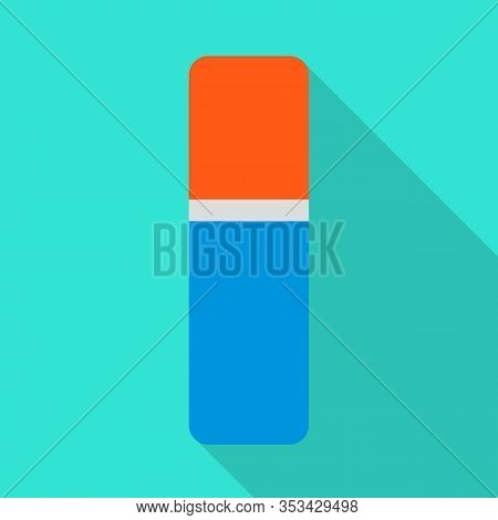 Vector Illustration Of Eraser And Rubber Sign. Web Element Of Eraser And Erase Stock Vector Illustra