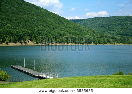 Kinzua Reservoir