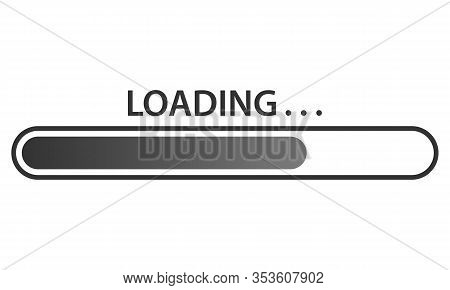 Loading Vector Icon