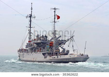 Turkish Navy TCG ISIN