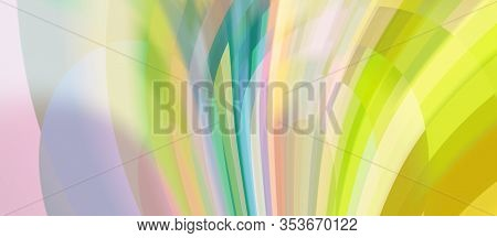 Abstract Multi-color Fresh Background Screensaver For News Information Tv Channels Blogs Web Design.