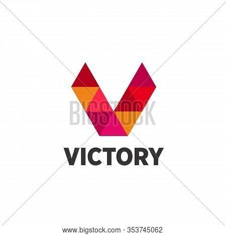 V D Letter Logo Design In Black Colors Vector Minimalist