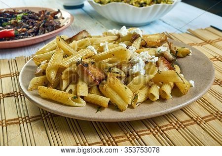 Baked Rigatoni With Milk-braised Pork