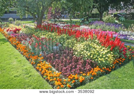 Flower Bed Atin Southern