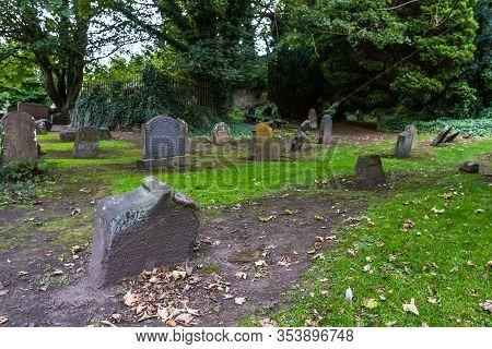 Culross Abbey Cemetery