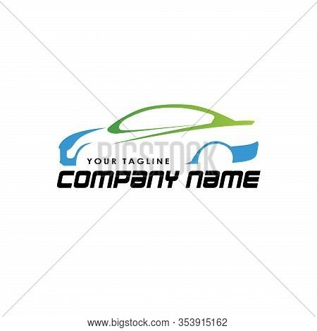 Car Icon, Car Icon Vector, Car Logo, Car Template, Car Service Vector Logo Design Template Inspirati