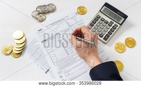 cryptocurrency for tax return