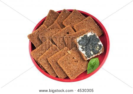Bread,  Butter And Black Caviar