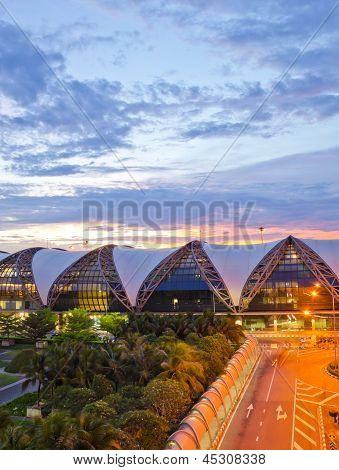 Suvarnabhumi Airport , Bangkok,thailand