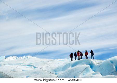 Ice Trekking, Patagonia Argentina.
