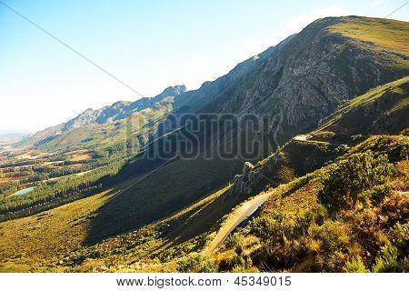 Franschhoek Landscape