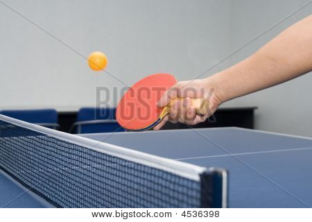 Table Tennis - Drop Shot