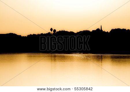 Sunset Sea Mood