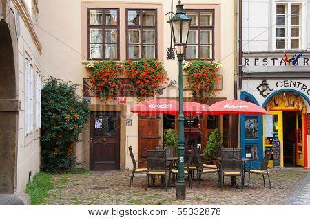 Mexicano restaurant in Prague