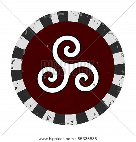 Greek Shield