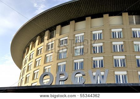 Headquarters Of The Opcw