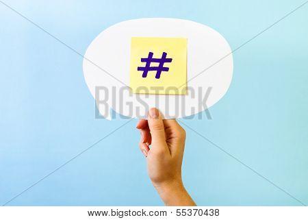 Social Network tag