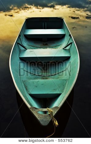 Romantic Rowboat