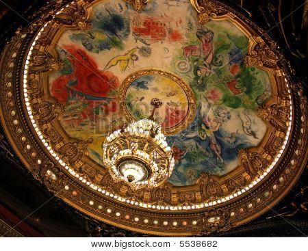 Opera Soffitto Chagall