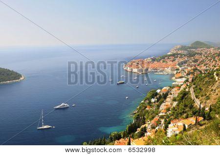 Dalmatia coastline
