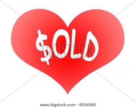 Coração vendida