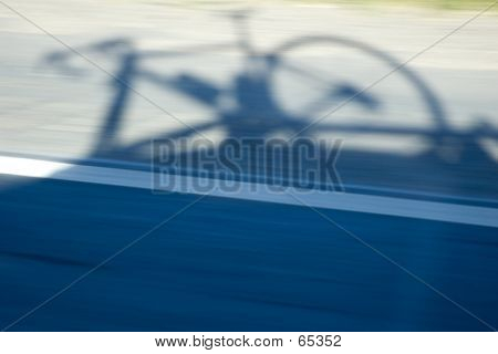 Bike's Shadow