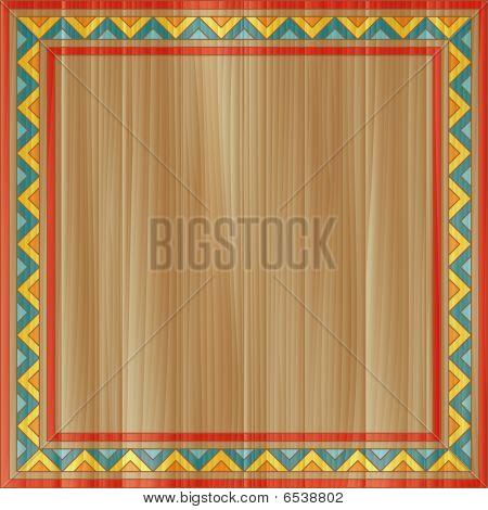 Indian Frame